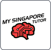 My Singapore Tutor. Our tuition center's company logo.